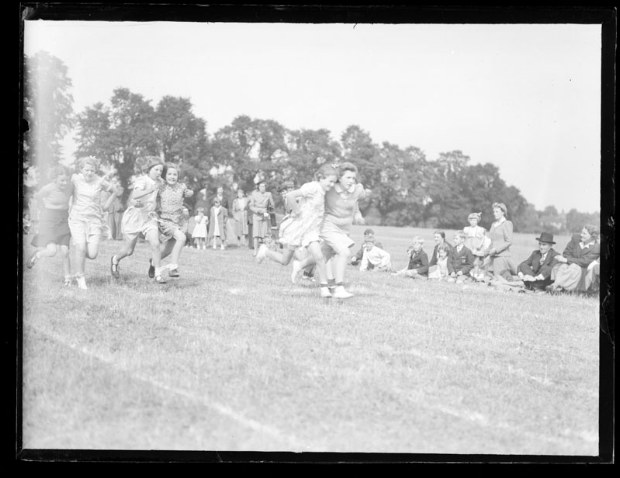 Mapledurham Victory Sports Day