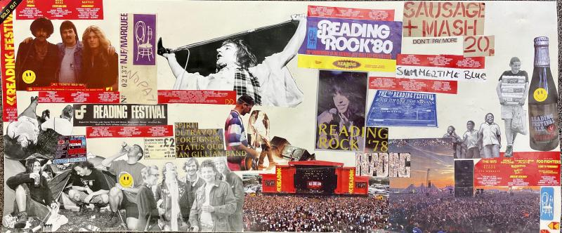 A collage by Kemianna Spence.