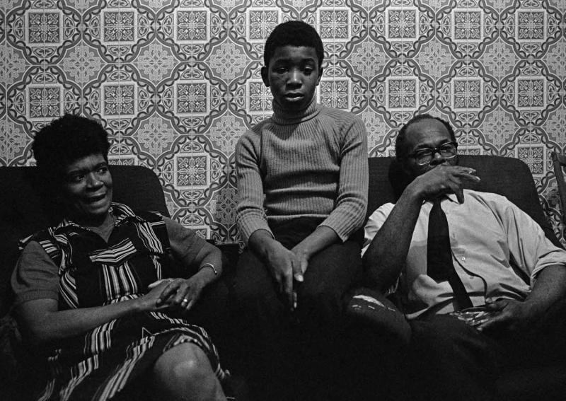 The Fosters, Lewisham by Syd Shelton