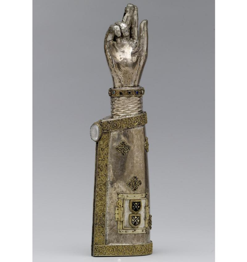 Arm Reliquary of St Pantaleon