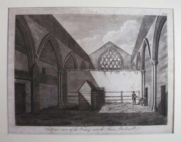 Town Bridewell, Greyfriars, Reading, 1816