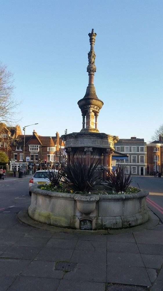 Victoria's Jubilee Fountain (Author)