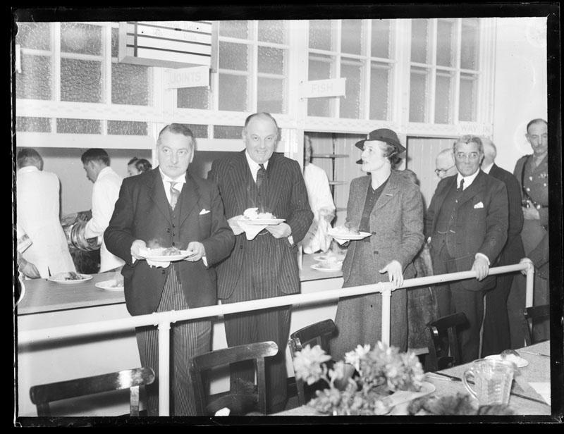 opening of the People's Pantry