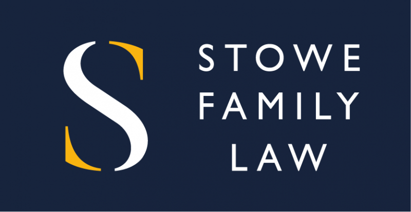 Logo for Stowe Family Law