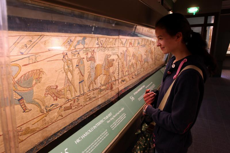 Bayeux Tapestry Gallery