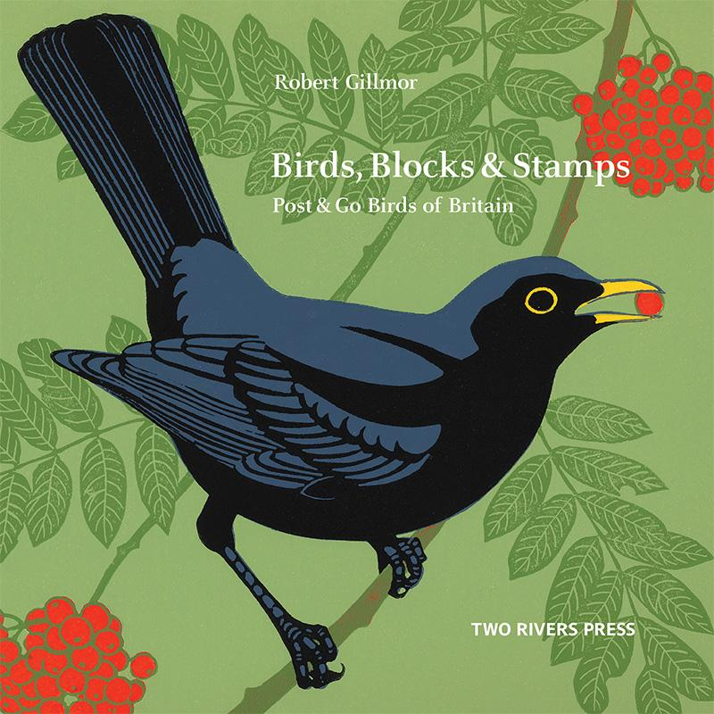 Birds, Blocks, and Stamps, a book by Two Rivers Press.