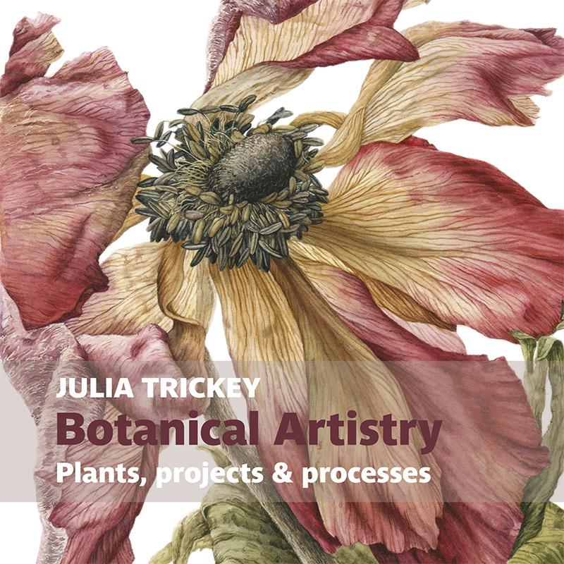 Botanical Artistry, a book by TRP.