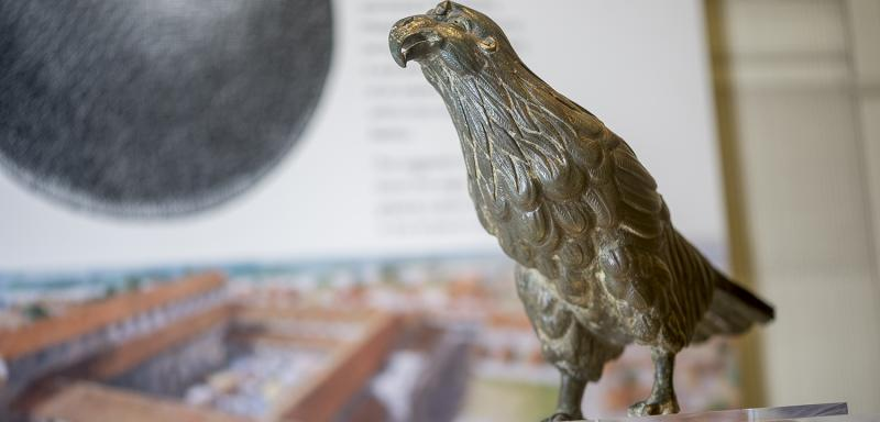 the silchester eagle