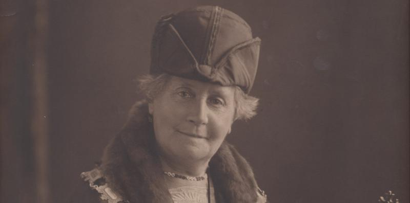 Mayor Edith Sutton