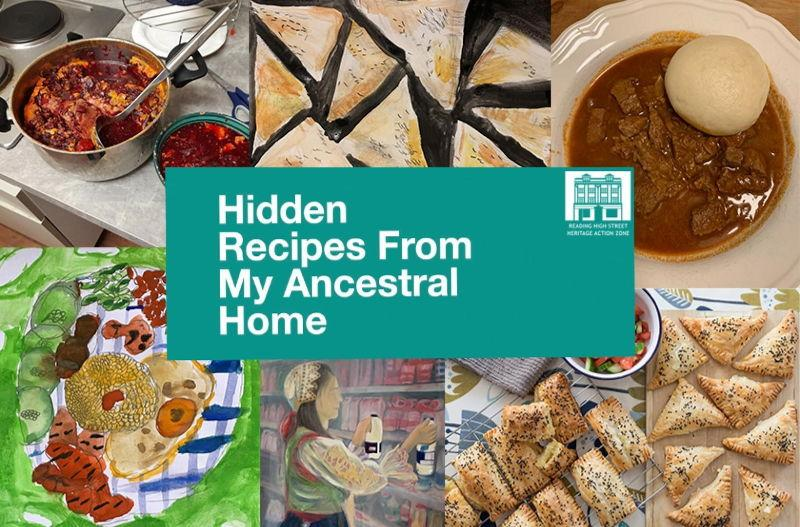 Image for Hidden Recipes from the Ancestral Home.