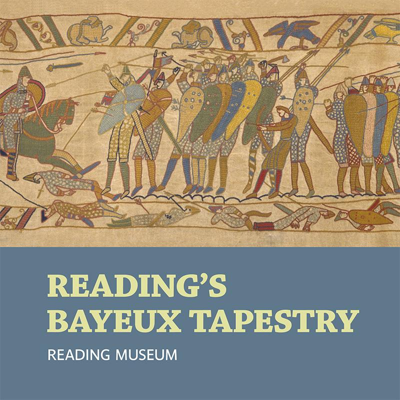 Bayeux Tapestry book by Two Rivers Press.