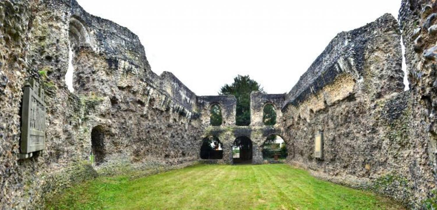 Reading Abbey Chapter House