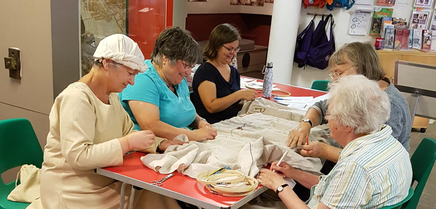 Sewing Volunteers