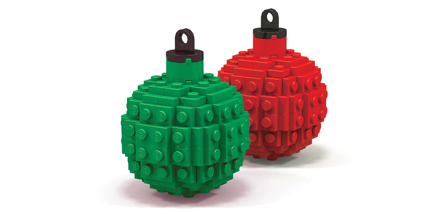 LEGO®  baubles