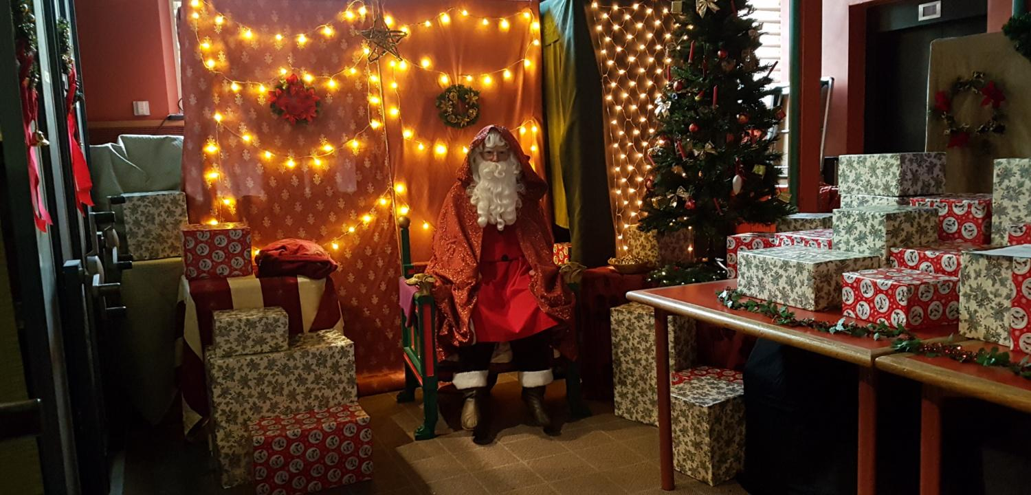 Father Christmas' Victorian Winter Grotto