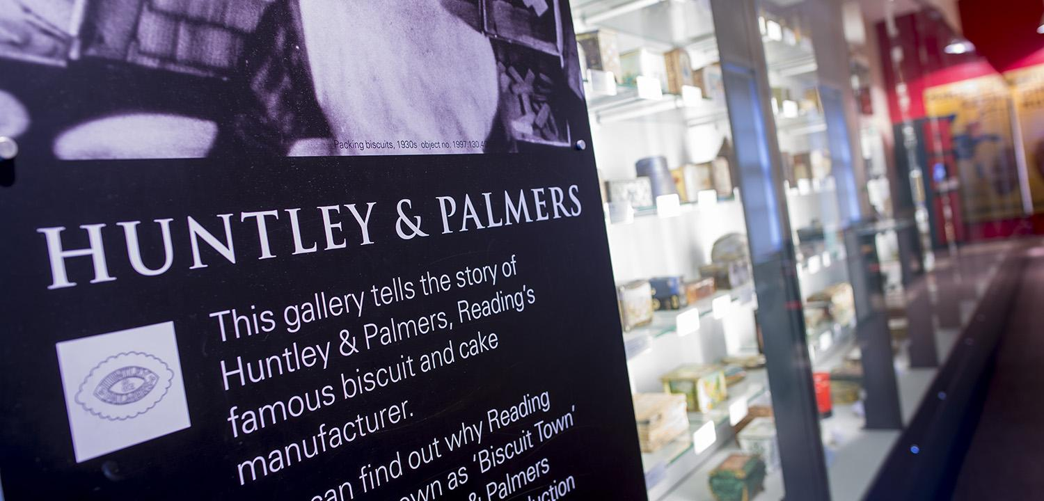 Huntley and Palmers Gallery