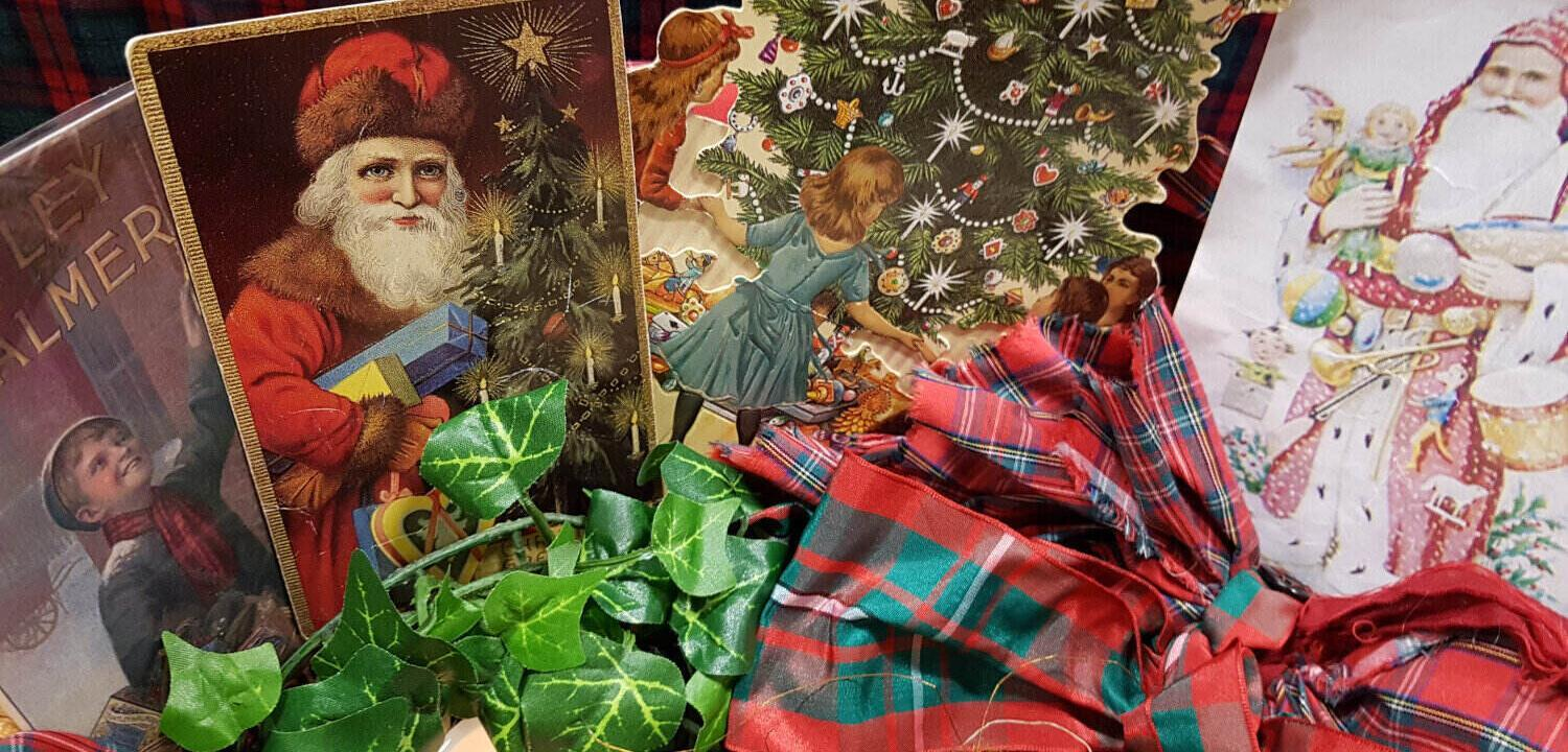 A Victorian Christmas at Reading Museum.