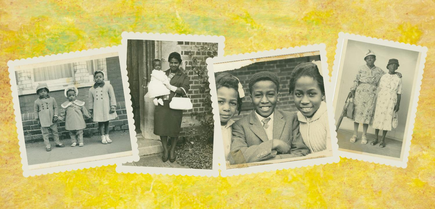 Header for Reading Museum's Windrush Day 2020 programme.