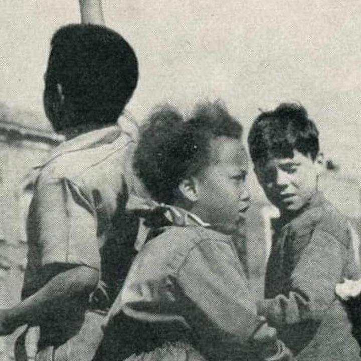 Photo of children.