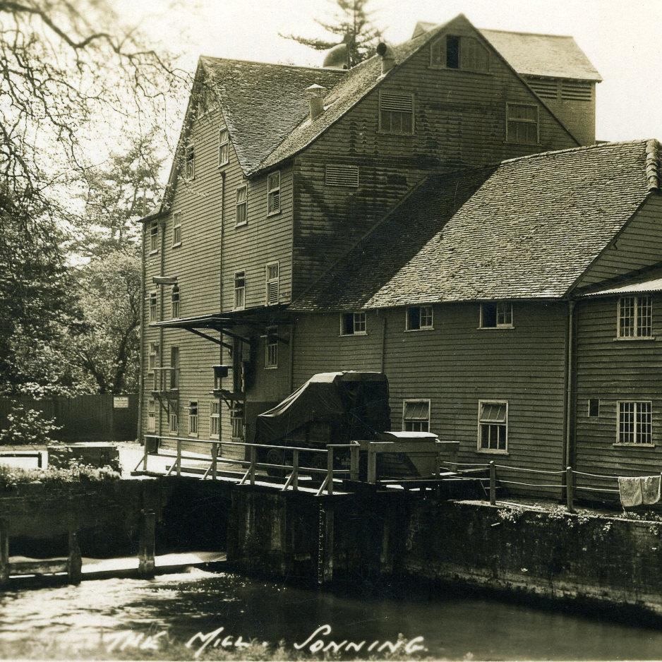 Sonning Mill