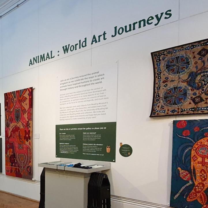 John Madejski Gallery