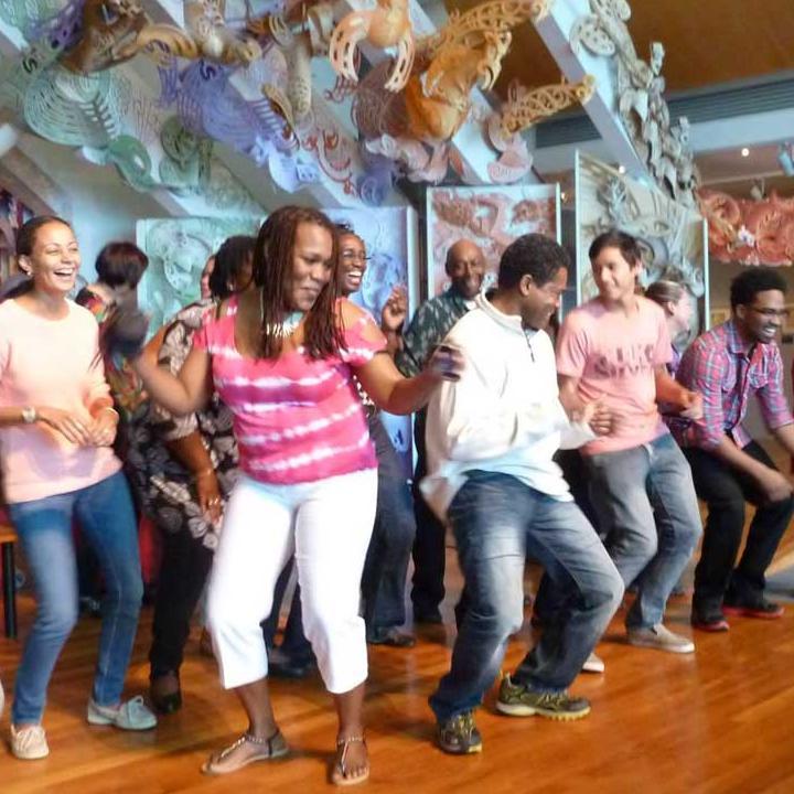 Caribbean Community at Te Papa Museum