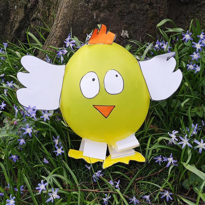 Chick balloon
