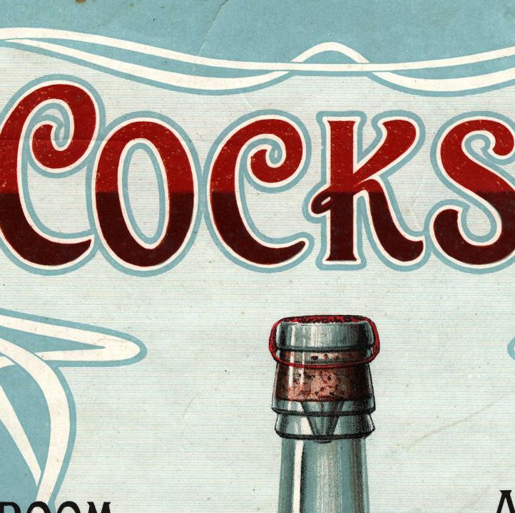 Cocks's Sauce Ad