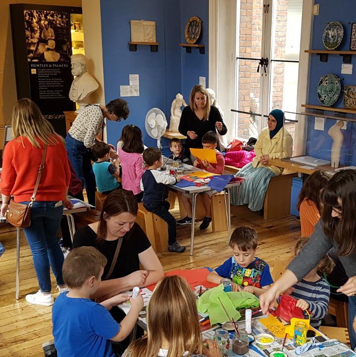 Children's Activities at Reading Museum