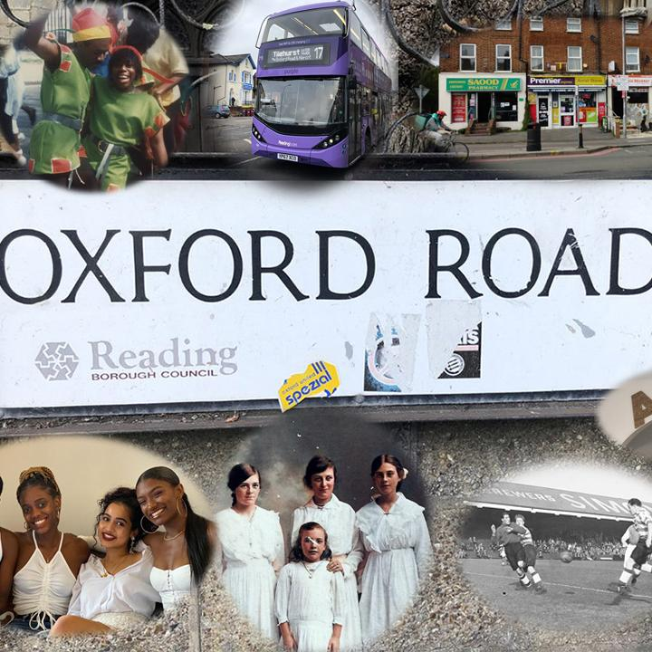 Oxford Road Stories website header image