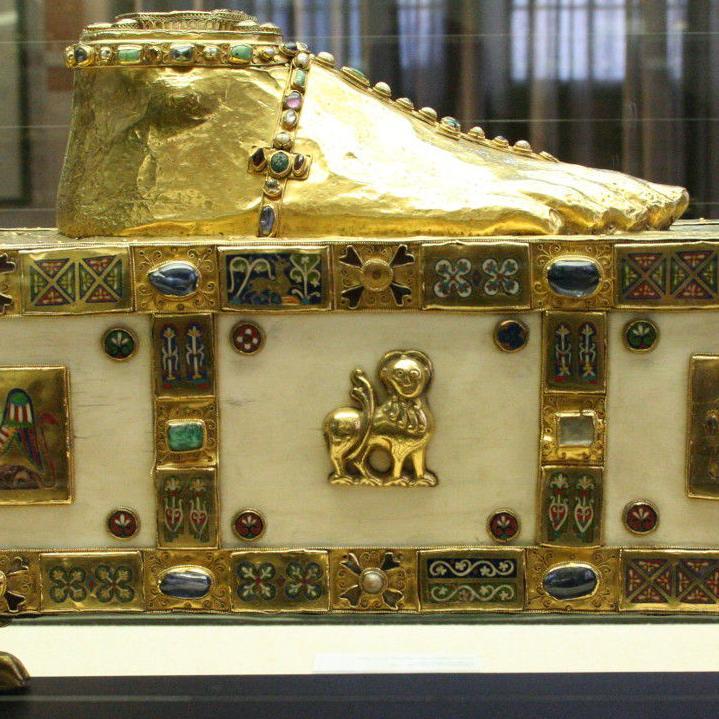 Sandal of St Andrew