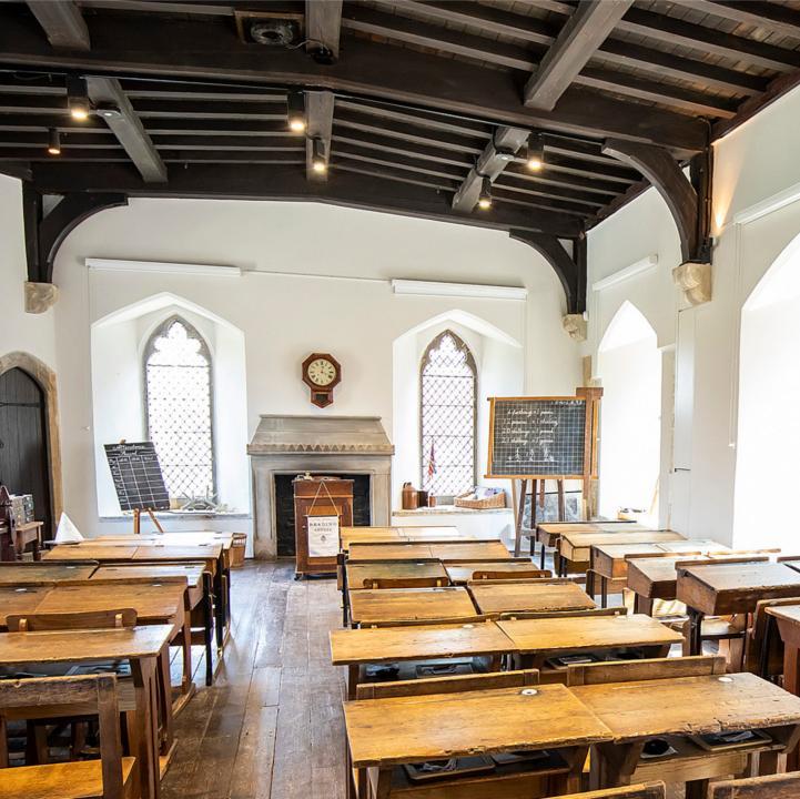 Victorian Schoolroom Resources