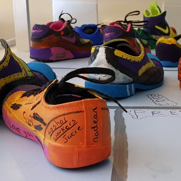 Fake Shoes Project