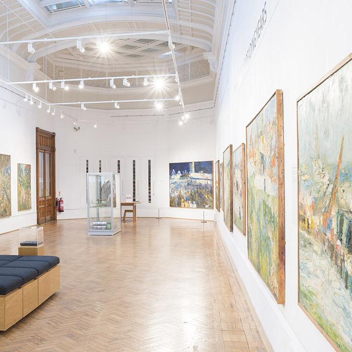 The John Madejski Art Gallery
