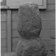 The Ogham Stone.