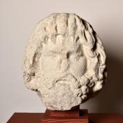 Head of Serapis.