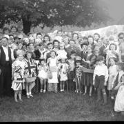 VE Day party at Armour Road, Tilehurst