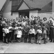 VE Day party at the Millers Arms Caversham