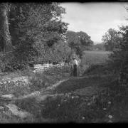 Photo of the South Gate, Silchester.