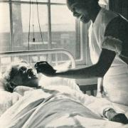Nursing (Good Fellowship) © BBC copyright content reproduced courtesy of the British Broadcasting Corporation. All rights reserved.