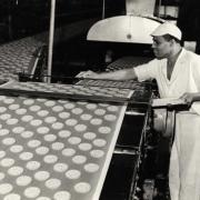 Biscuit factory worker - Huntley & Palmer collection, Reading Museum