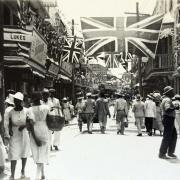 British Flag Bridgetown - BMHS Collection